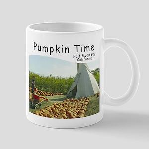 Half Moon Bay Pumpkins Mug