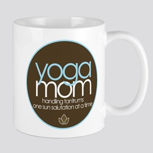 yoga mom t-shirt Mug