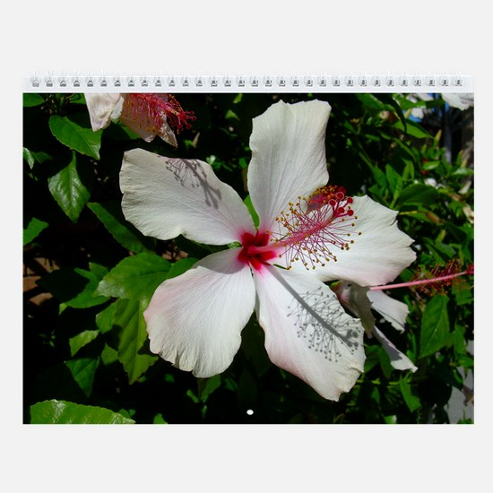 Bright Nature Of Beauty Wall Calendar