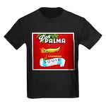 Squid Label 2 Kids Dark T-Shirt