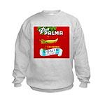 Squid Label 2 Kids Sweatshirt