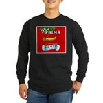 Squid Label 2 Long Sleeve Dark T-Shirt