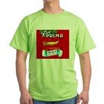Squid Label 2 Green T-Shirt