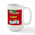 Squid Label 2 Large Mug