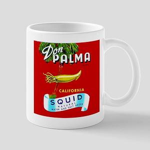 Squid Label 2 Mug