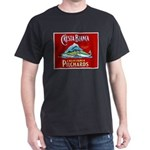Crest Blanca Sardine Label Dark T-Shirt