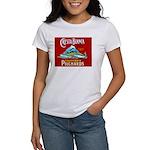 Crest Blanca Sardine Label Women's T-Shirt