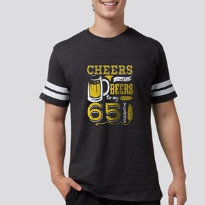 Cheers and Beers 65th Birthday Gift Idea T-Shirt