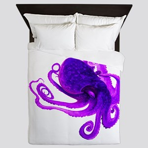 TENTACLES Queen Duvet