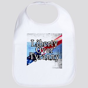 Liberty Over Tyranny Bib