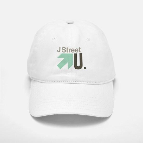 J Street U Baseball Baseball Cap