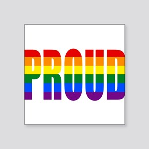 PROUD Sticker