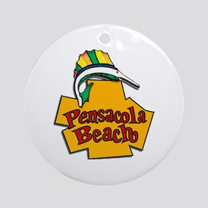 "Pensacola Beach ""Welcome Sign"" Design Or"