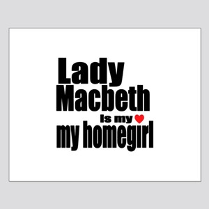 Lady M Small Poster