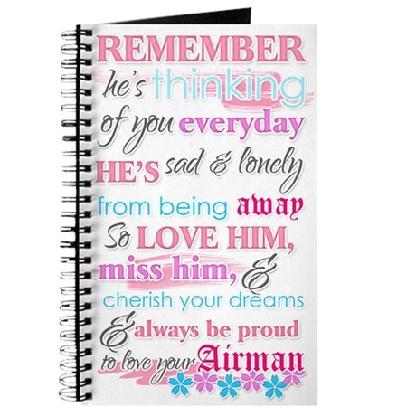 To Love Your Airman Journal