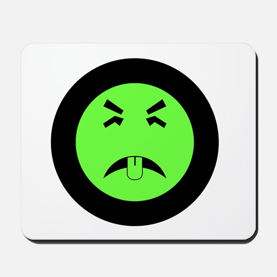 Mr. Yuk logo Mousepad