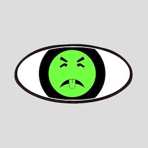 Mr. Yuk logo Patch