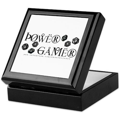 Power Gamer Keepsake Box