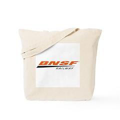 BNSF Railway Tote Bag