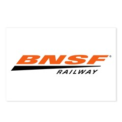 BNSF Railway Postcards (8 pack)