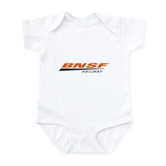 BNSF Railway Infant Bodysuit