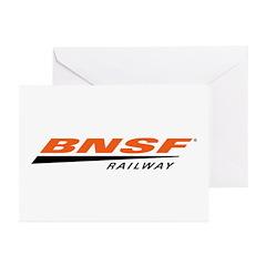 BNSF Railway Greeting Cards (Pk of 20)