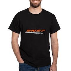 BNSF Railway Dark T-Shirt
