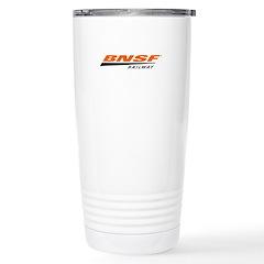 BNSF Railway Stainless Steel Travel Mug
