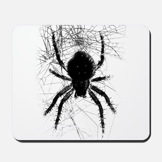 Scary Spider Mousepad