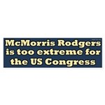 Cathy McMorris Rodgers bumper sticker