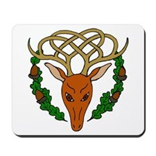 Celtic Stag Mousepad