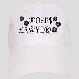 Rules Lawyer Cap