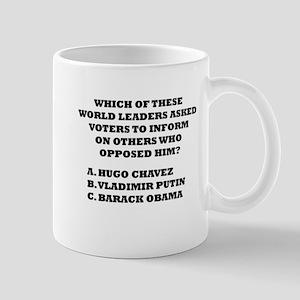 Report Your Neighbors! Mug