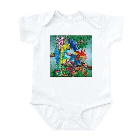 Birds of Paradise Infant Bodysuit