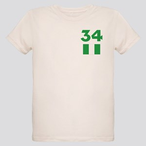 Team Nigeria - #34 Organic Kids T-Shirt