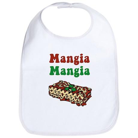 Mangia Mangia Italian Bib