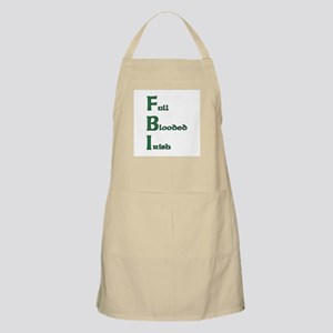 Full Blooded Irish BBQ Apron