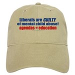 Liberal Child Abuse Cap