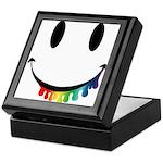 Smiley Juicy Rainbow Keepsake Box