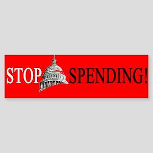 Stop Spending (Bumper)