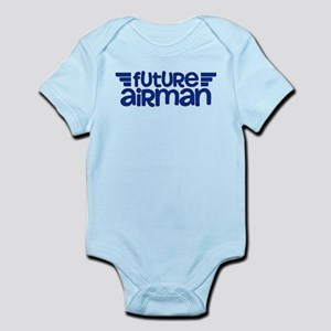 U.S. Air Force Future Airman Infant Bodysuit