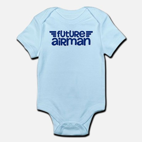 U.S. Air Force Future Airman Infant Bodysuit Infant Bodysuit