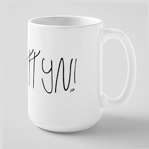 TTYN Large Mug