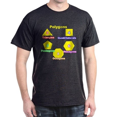 polygons copy T-Shirt
