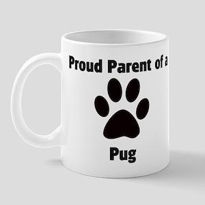 Proud: Pug Mug