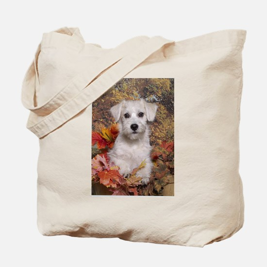 Schnoodle Time Tote Bag