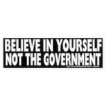 Believe in Yourself... Sticker (50 pk)