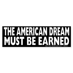 The American Dream v1 Sticker (50 pk)