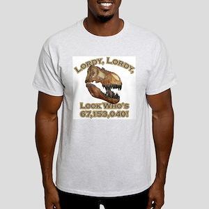 T-rex / Lordy Light T-Shirt