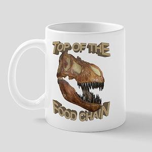 T-rex / Food Chain Mug